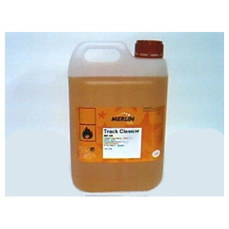 Merlin Track Cleaner - 5 Liters (Cleaner For Track Cars)